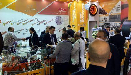 BALÇIK Heating Elements ISK SODEX 2016 Exhibition Participation